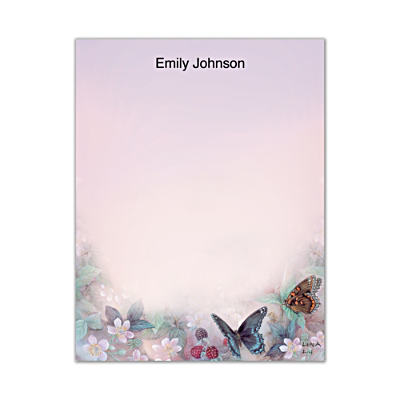 Lena Liu's Enchanted Wings Small Note Pads