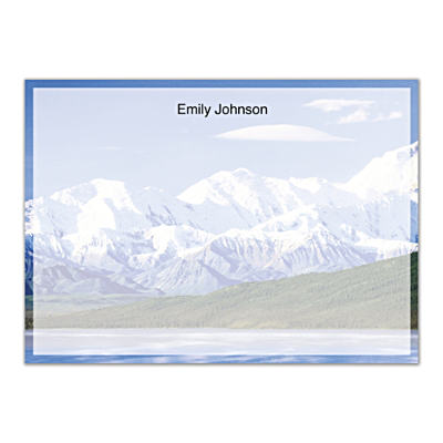 America's National Parks Flat Note Cards