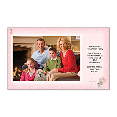 Hope Springs Eternal Photo Insert Cards