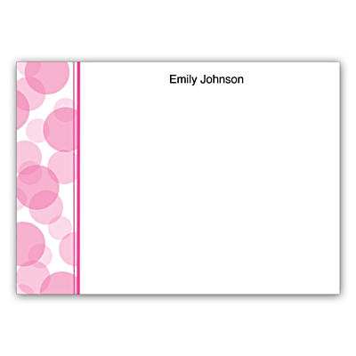 Serendipity Flat Note Cards