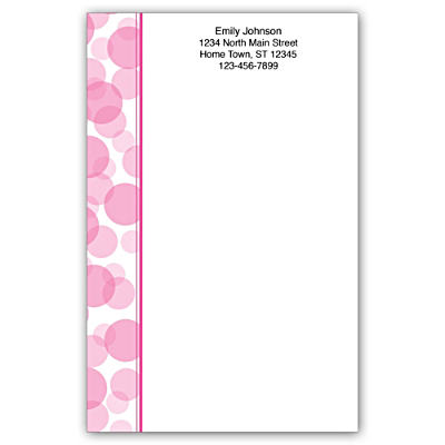 Serendipity Large Note Pads
