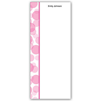 Serendipity List Note Pads