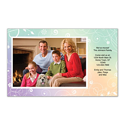 Reflections Photo Insert Cards