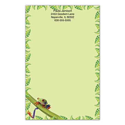 Froggy Fun Large Note Pads