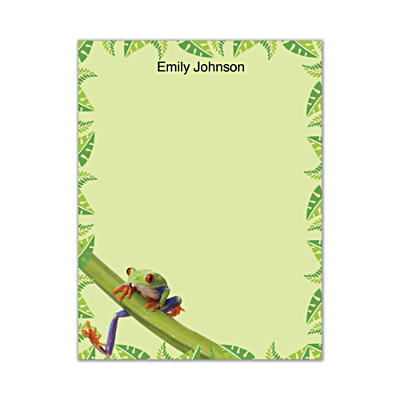 Froggy Fun Small Note Pads