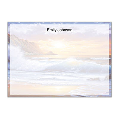 Hawaiian Sunsets Flat Note Cards