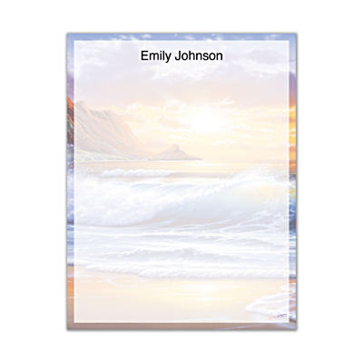 Hawaiian Sunsets Small Note Pads
