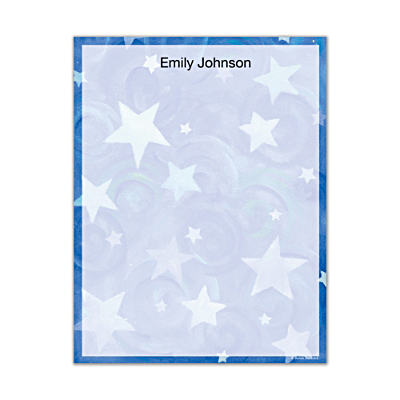 Shining Stars Small Note Pads