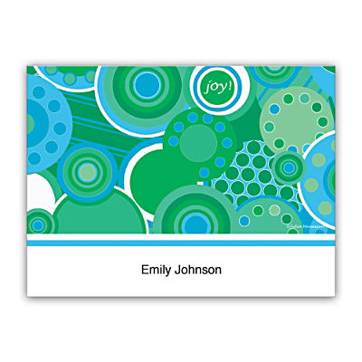 Kaleidoscope Folded Note Cards