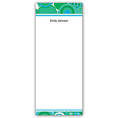 Kaleidoscope List Note Pads