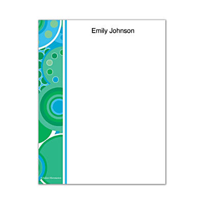 Kaleidoscope Small Note Pads