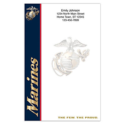 U.S. Marines Large Note Pads