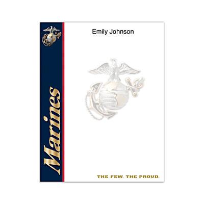 U.S. Marines Small Note Pads