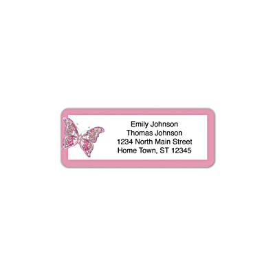 On The Wings Of Hope Address Labels