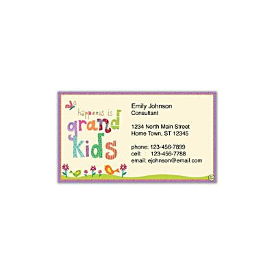 Grandkids Rule! Social Calling Cards