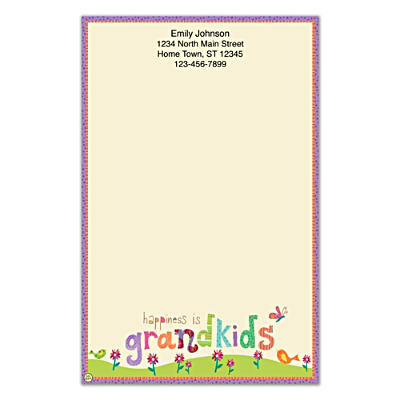 Grandkids Rule! Large Note Pads