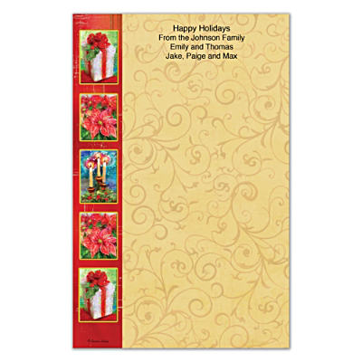 'Tis The Season Large Note Pads