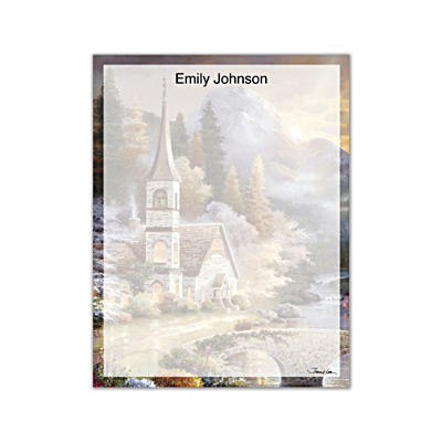 Valley Chapel Small Note Pads