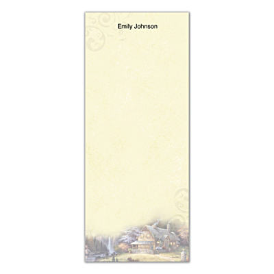 Cabin Escape List Note Pads