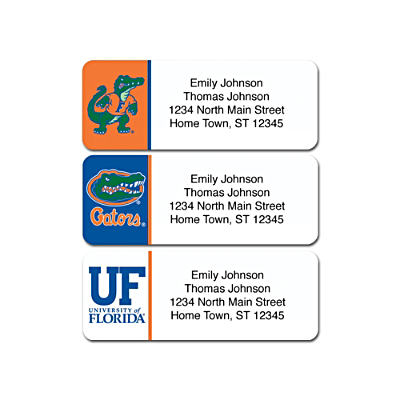 University of Florida Address Labels