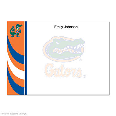 University of Florida Flat Note Cards