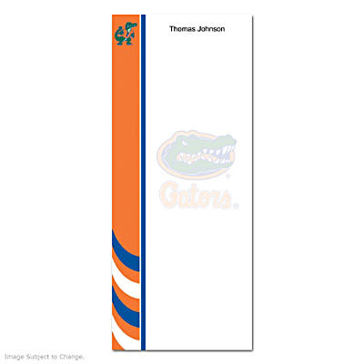 University of Florida List Note Pads