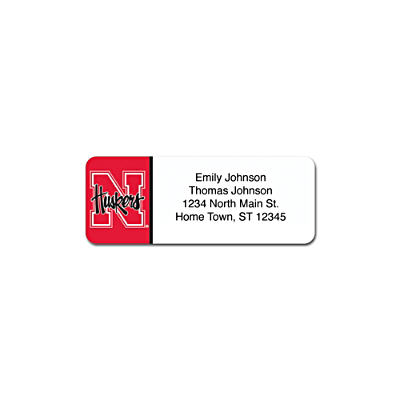 University of Nebraska Address Labels