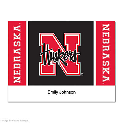 University of Nebraska Folded Note Cards