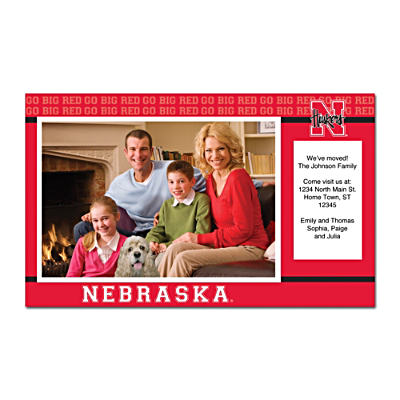 University of Nebraska Photo Insert Cards