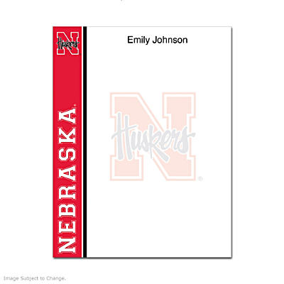 University of Nebraska Small Note Pads