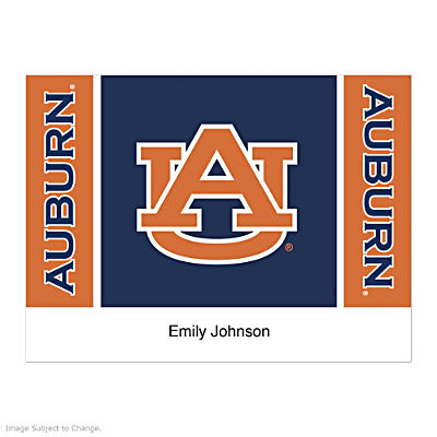 Auburn University Folded Note Cards