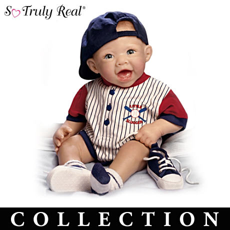 """Future All-Stars"" So Truly Real Baby Doll Collection"
