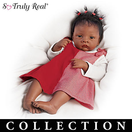 "Waltraud Hanl's ""Jasmine's World Of Wonder"" Doll Collection"