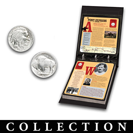 Complete Buffalo Nickel Coin Collection: 1913-1938