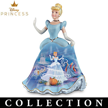 Disney Princess Porcelain Bell Collection