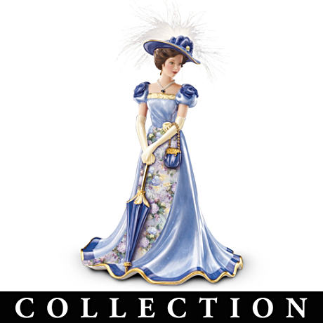 Lena Liu's Elegant Era Figurine Collection