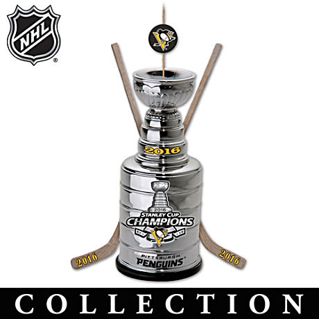 Pittsburgh Penguins® Stanley Cup® Champs Ornaments