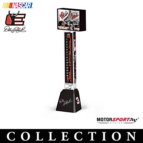 "Dale Earnhardt ""Victory Score"" Tower Collection"