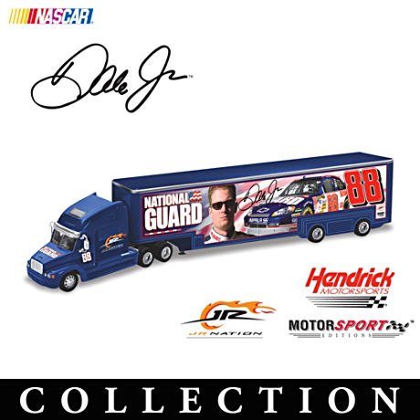 "Dale Jr. ""New Ride"" Semi Hauler Collection"