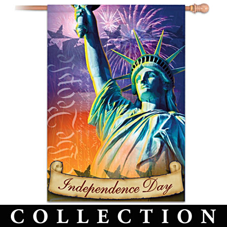 """America The Beautiful"" Patriotic Flag Collection"