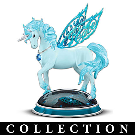 Inspiring Unicorn Figurine Collection