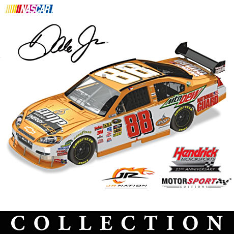 Dale Earnhardt, Jr. Special Paint Scheme Diecast Collection