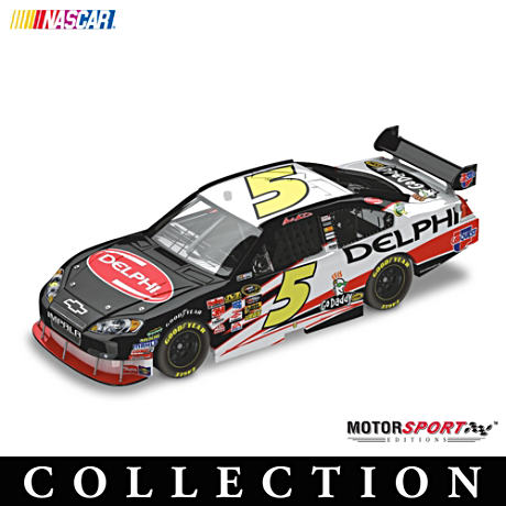 Mark Martin 2010 Special Paint Scheme 1:24-Scale Diecasts