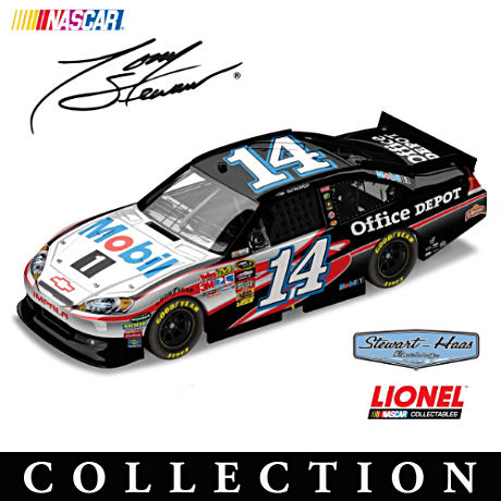 1:24 Scale Tony Stewart Sprint Cup Series Diecast Cars