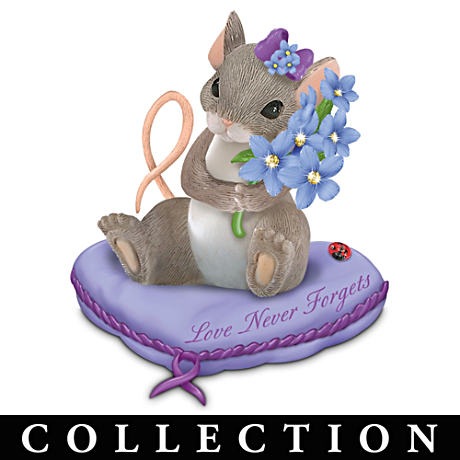 Maxine Mouse Figurines Benefitting Alzheimer's Research