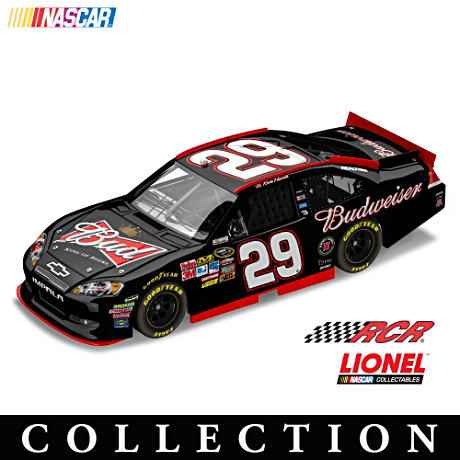 1:24 Scale Kevin Harvick 2011 Sprint Cup Series Diecast Cars