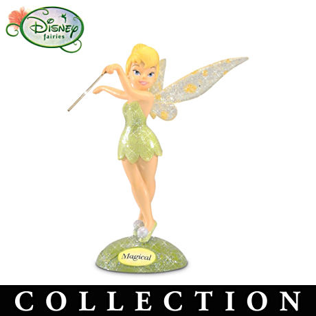"Tinker Bell's ""My Attitude Is My Mood"" Figurine Collection"