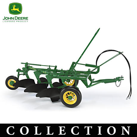 John Deere 1:16-Scale Diecast Tractor Accessory Collection