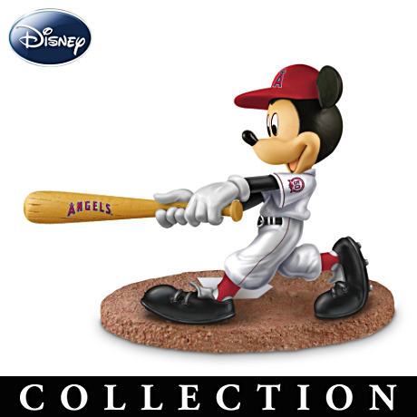 Los Angeles Angels Of Anaheim Disney All-Star Figurines