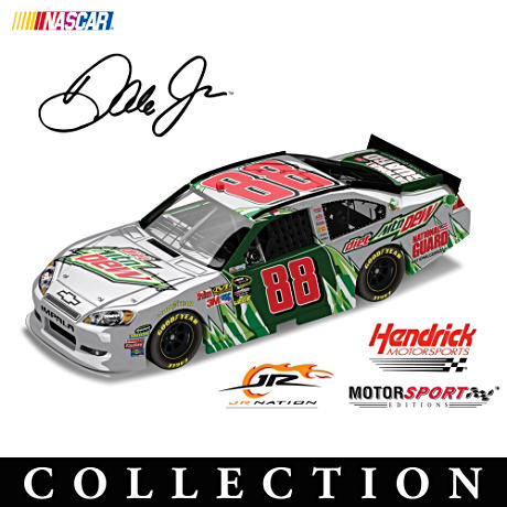 Dale Jr. No. 88 2012 Sprint Cup Diecast Car Collection
